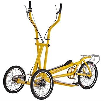 Grupo Contact- Bicicleta elíptica trirueda (PI-13)-1: Amazon.es ...