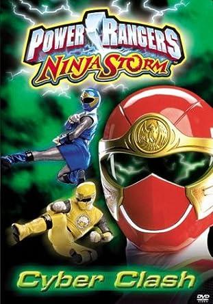 Amazon.com: Power Rangers Ninja Storm - Cyber Clash: Pua ...