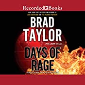 Days of Rage: A Pike Logan Thriller, Book 6 | Brad Taylor