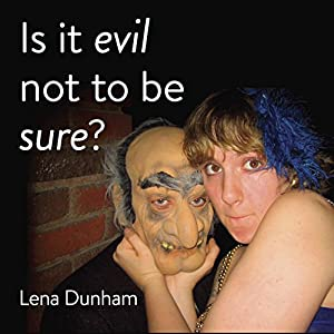Is it evil not to be sure? Audiobook