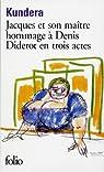 Jacques et son Maître par Kundera