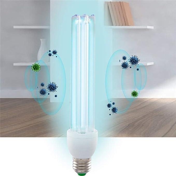 huayunxuan UV-Licht UV-Lampe E-27 lamp Sterilisator Gl/ühbirne Mit Ozon Sterilisieren keimt/ötende Quarz Lampe