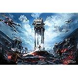 Pirámide Internacional Zona de Guerra Póster de Star Wars Battlefront Maxi, 61x 91,5x 1,3cm