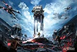 Star Wars: Battlefront - Gaming Poster / Print (War Zone) (Size: 36'' x 24'') (By POSTER STOP ONLINE)