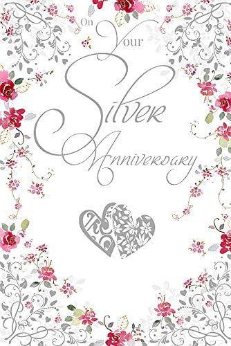 Wishing Well Studios Tarjeta de felicitación – aniversario de boda ...