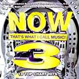 now 1 - Now That's What I Call Music! 3 by Various Artists and Now That's What I Call Music (Series) (1999)