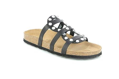 metà fuori 879b3 8c7ed Grunland CB1759 SARA Ciabatta Donna P.: Amazon.co.uk: Shoes ...