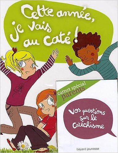 Reddit Books télécharger Cette année je vais au caté ! by Elisabeth de Lambilly PDF FB2