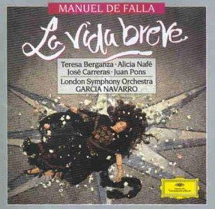 FALLA, MANUEL DE - Falla: La Vida Breve; Berganza - Amazon.com Music