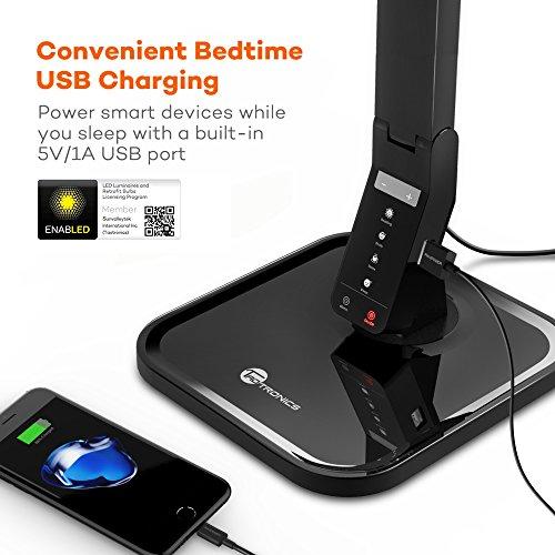 Taotronics Led Desk Lamp With Usb Charging Port 4