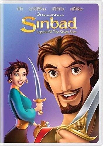 Sinbad: Legend of the Seven Seas (DVD Widescreen)