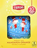Lipton Bauble Gift Drummer Mandarin Orange Tea Bags