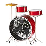 Deco Breeze Drum Kit Figurine Fan