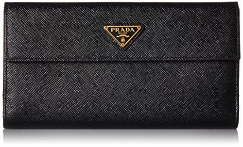 Prada Women's Saffiano Wallet 1mh133qhhf0002