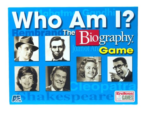 who am i game - 8