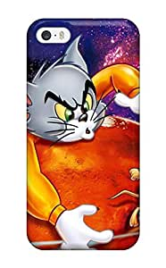 LqkBjAD4912uKXLX Case Cover Protector For Iphone 5/5s Tom And Jerry Tom Amp; Jerry Case
