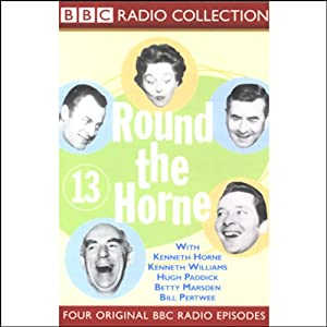 Round the Horne Radio/TV Program