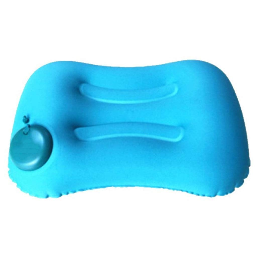 Inflatable pillow, Suitable for Flying, Car Travel, Office Lunch Break Pillow