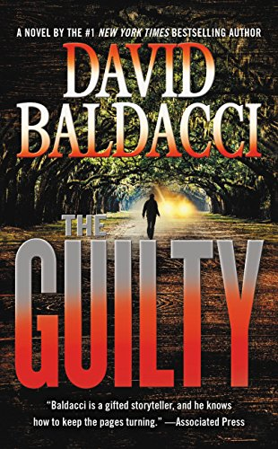 book cover of The Guilty