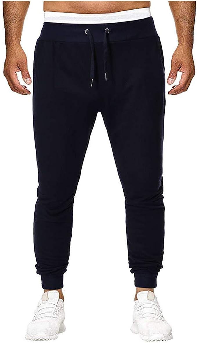 Longra 🌹 🌹 🚵♀️ Pantalón Casual Hombre! Hombres Personalidad ...