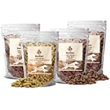 Freeze Dried Cat or Dog Food Gluten & Grain Free Natural Dehydrated Raw Mixers, Treats, Meal Toppers or Entrees Pure Beef Mini Nibs are High in Protein for Carnivore Pets & Made in The USA Only For Sale