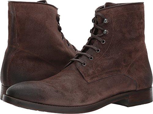 Bronx Mens Boots - To Boot New York  Men's Astoria Dark Brown Suede Bronx Light 10 M US