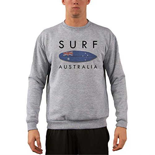 Vapor Apparel Surf Australia Performance Sweatshirt