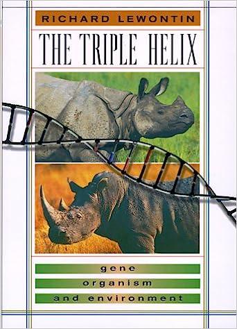 The Triple Helix