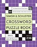 Simon and Schuster Crossword Puzzle Book, , 0743250966