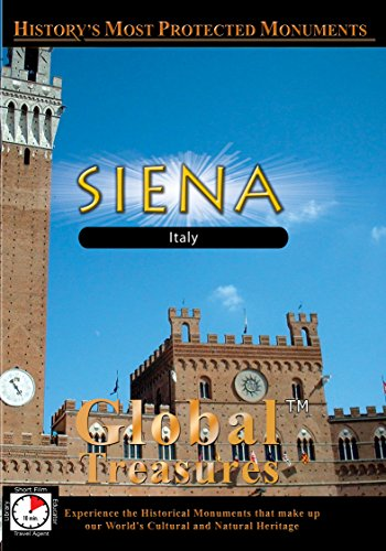 Global Treasures - Siena - Tuscany, Italy