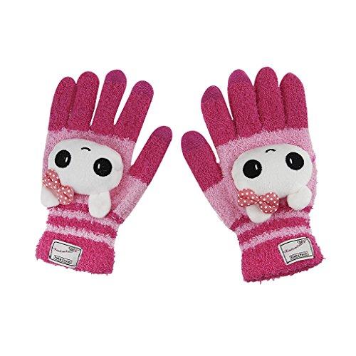 Touchscreen Gloves Knitted Winter Mitten
