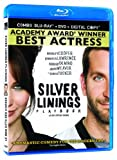 silver linings playbook - Silver Linings Playbook [Blu-ray + DVD + Digital Copy] (Bilingual)