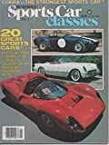 img - for Petersen's Sports Car Classics Magazine, 1982 (No 2) book / textbook / text book