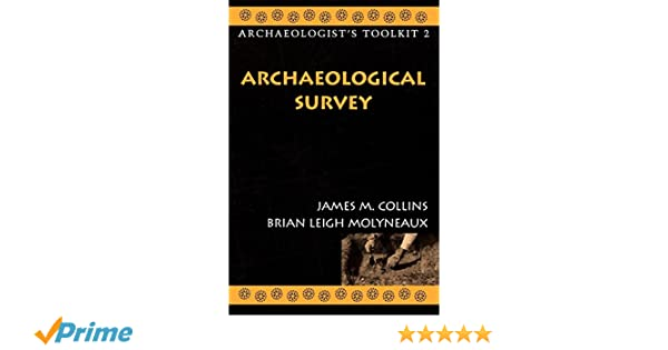 Archaeological Survey (Archaeologists Toolkit)