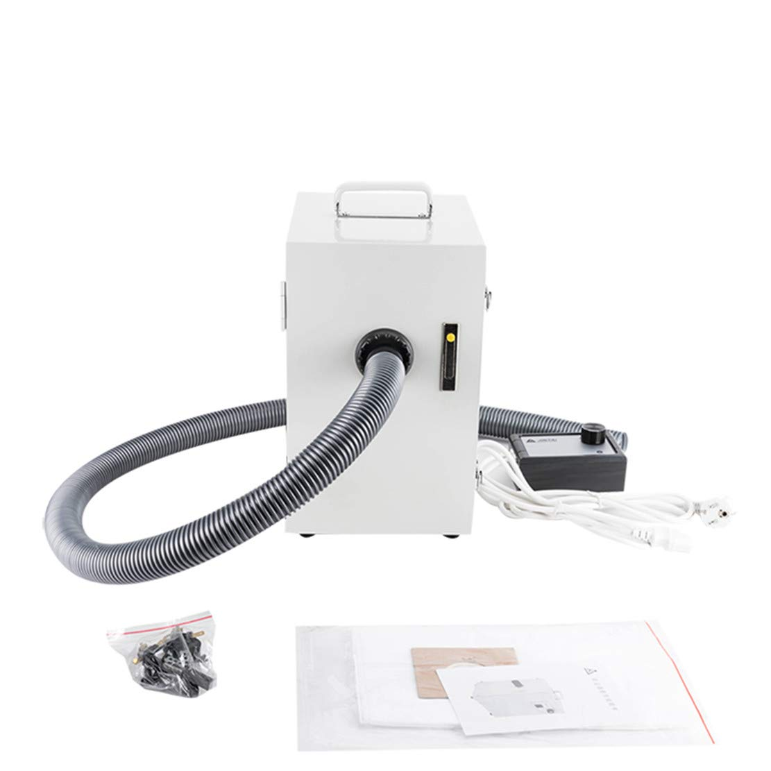 T-king Single Port Dental Lab Laboratory Vacuum Cleaner Dust Collector Mute Vacuum Machine