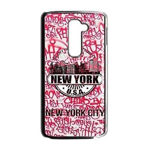 Canting_Good New york city Custom Case for LG G2