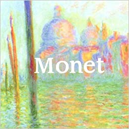 Monet (Mega Squares) by New Line Books (2005-01-04)