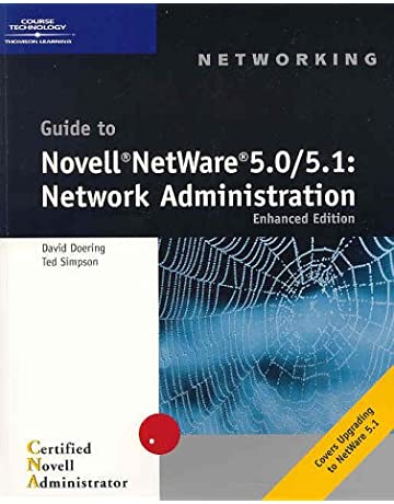 netware 4 administration book and disk netware training guide