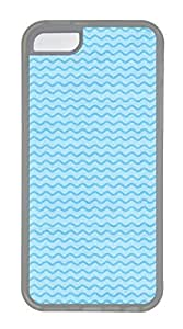 Blue Waves Cases For iPhone 5C - Summer Unique Cool 5c Cases