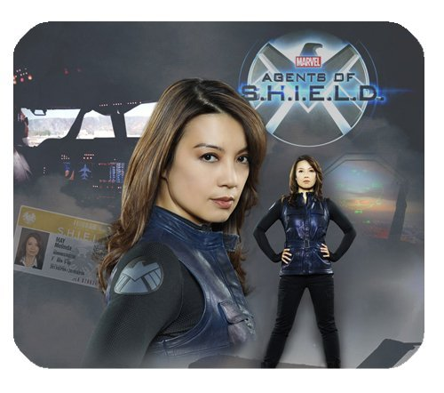 Agents of SHIELD Customized Rectangle Mousepad - Agents Of Shield Mouse Pad