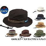 カブー 帽子 ストラップバケットハット KAV11863452