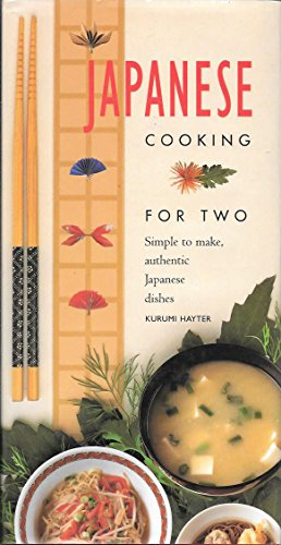 Japanese Cooking for Two