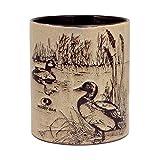 Mossy Oak Animal Print Utensil Crock