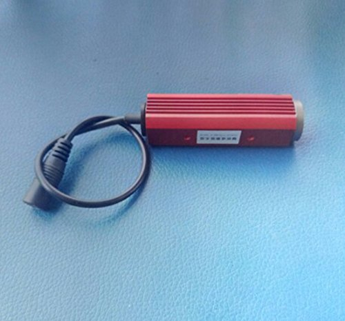 5V Diode Laser 100mW Green Laser 532nm Dot Module w/Driver + heatsink +  Long Working Time