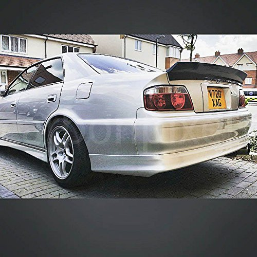 Amazon.com: Toyota Chaser Jzx100 JDM Trunk Spoiler Duсk Tail Rocket Bunny  Style Ducktail