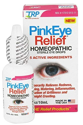 TRP Company Pink Eye Relief 0.33 Oz (2 Pack) ()
