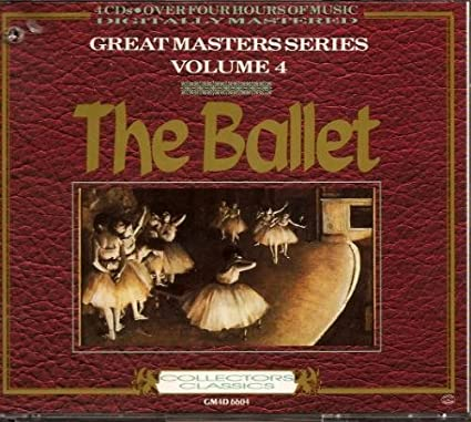 Great Masters Series 4: Ballet
