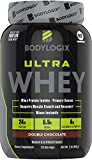 Bodylogix Ultra Whey, NSF Certified, Double Chocolate, 2 Pound