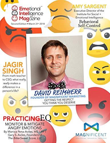 Emotional Intelligence Magazine: 2nd Edition March 31st, 2018