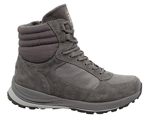 Donna Scamosciato Wp Waterproof In Sneakers Grigio Membrana T Bora shoes S8HCwnqB